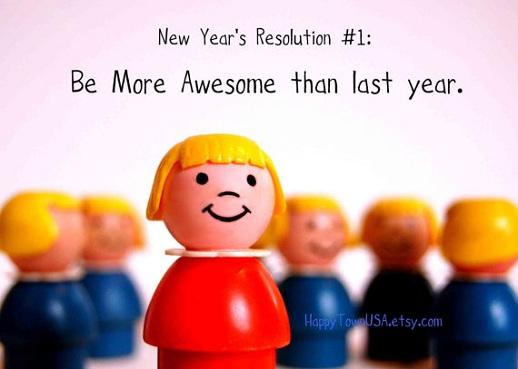 But how do I make 'em stick? 3 keys to resoluting resolutions