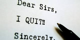 3 Things To Do Before You Quit